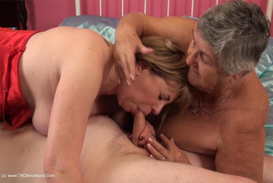 GrandmaLibby - Libby, Speedy & Pete Pt2 scene 1