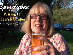 SpeedyBee - Pissing In The Pub Garden Pt2 Video