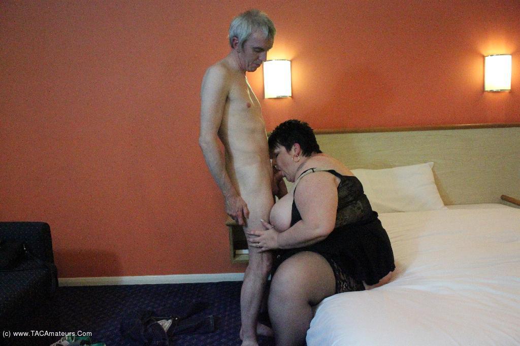 DoubleDee - Sleazy Hotel Room Fuck Pt3 scene 0