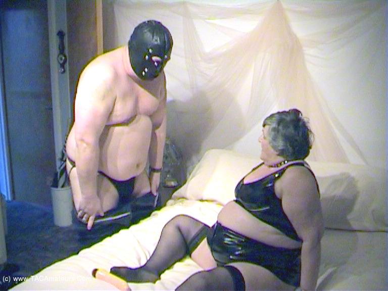 GrandmaLibby - Grandma Gets Strict Pt2 scene 2