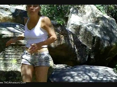 SinCitySex - Hiking BJ HD Video