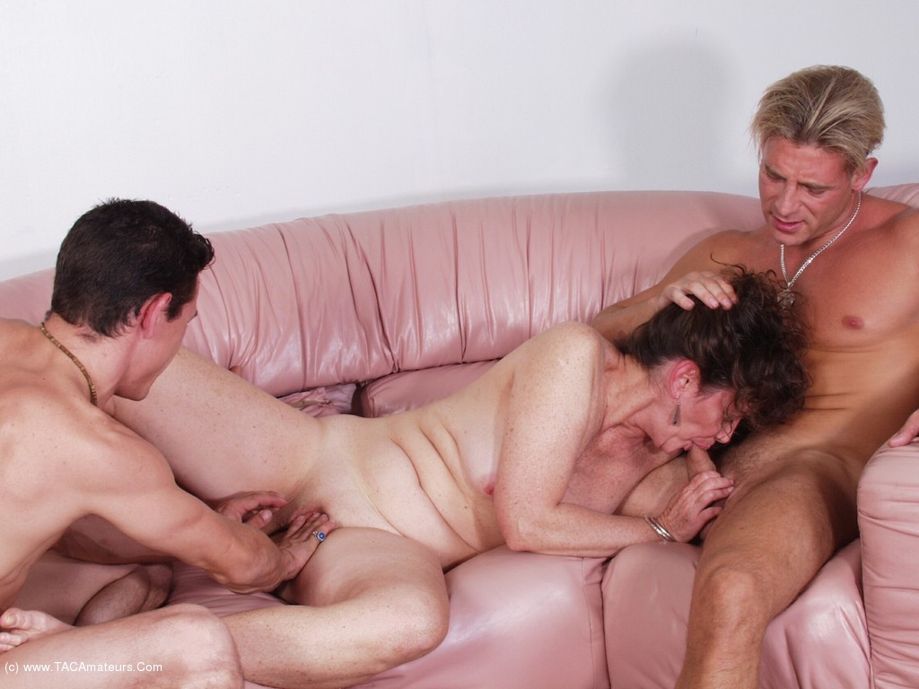 Double up for milf mandy bright 9