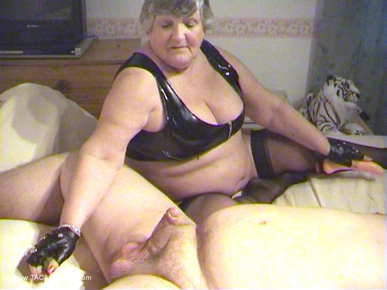 GrandmaLibby - Grandma Gets Strict Pt5 scene 0