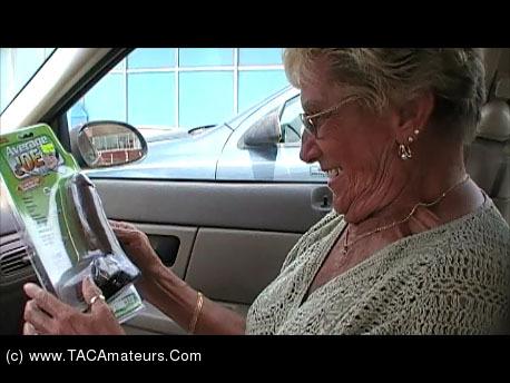 CougarChampion - Granny Shirely Interview Pt1 scene 3