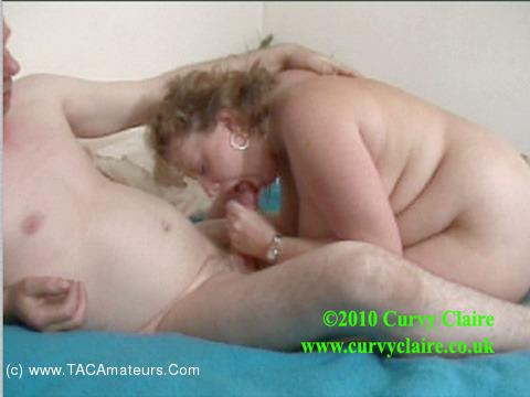 CurvyClaire - Bedroom Fuck Pt3 scene 2