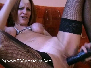 SubWoman - Playing With Wax Pt5 - Whips Wax & Dildo scene 2