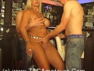 Nude Chrissy - Chris Visits A Nudist Bar HD Video