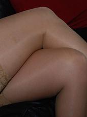 White  tan Cougar, milf, united kingdom, nylons, stockings