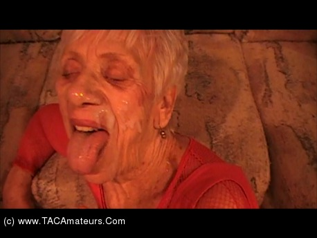 CougarChampion - Granny Marge Couch Fuck Pt3 scene 0