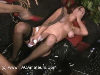 SubWoman - Arse & Throat Training Pt4 - Deep Throat & Quiet Orgasm scene 3