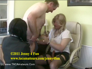 Jenny 4 Fun - Secretary 3 Some Pt1 HD Video