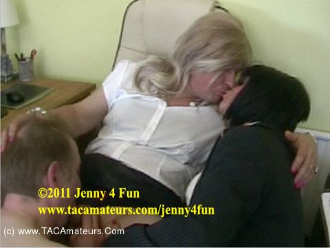 Jenny4Fun - Secretary 3 Some Pt3 scene 0