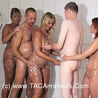NudeChrissy - Mixed Shower scene 2