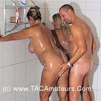 NudeChrissy - Mixed Shower scene 3