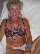Deck blue pt2 Mature, milf, cougar, united states, bikini, high heels, legs