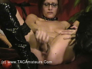 SubWoman - Clamps & Candles Pt7 - Arse Gaping scene 1