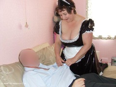 Kinky Carol - French Maid Fuck Photo Album