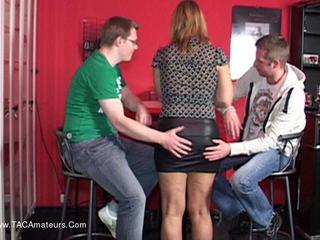 Nude Chrissy - Fucking In The Bar HD Video