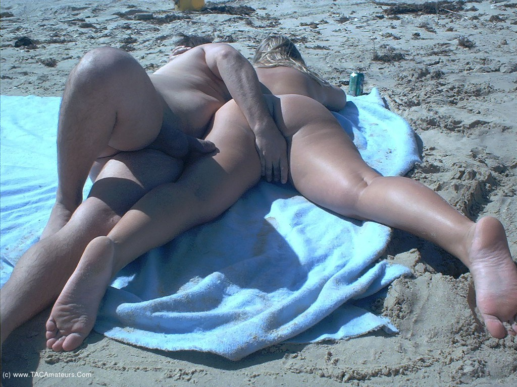 Nude orgies on beach