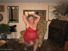 GirdleGoddess - Red Hot Momma Photo Album