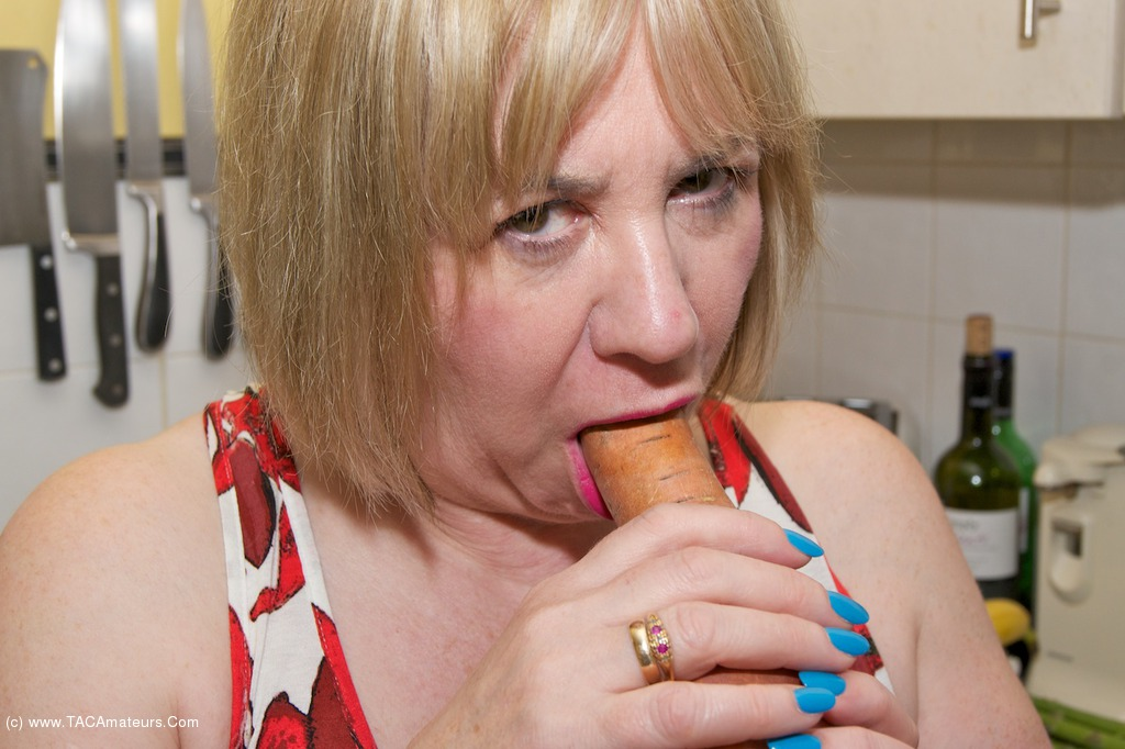 Cock lick sweet potato