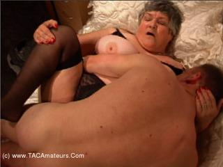 Grandma Libby - Caught By The Fuzz Pt5 Video