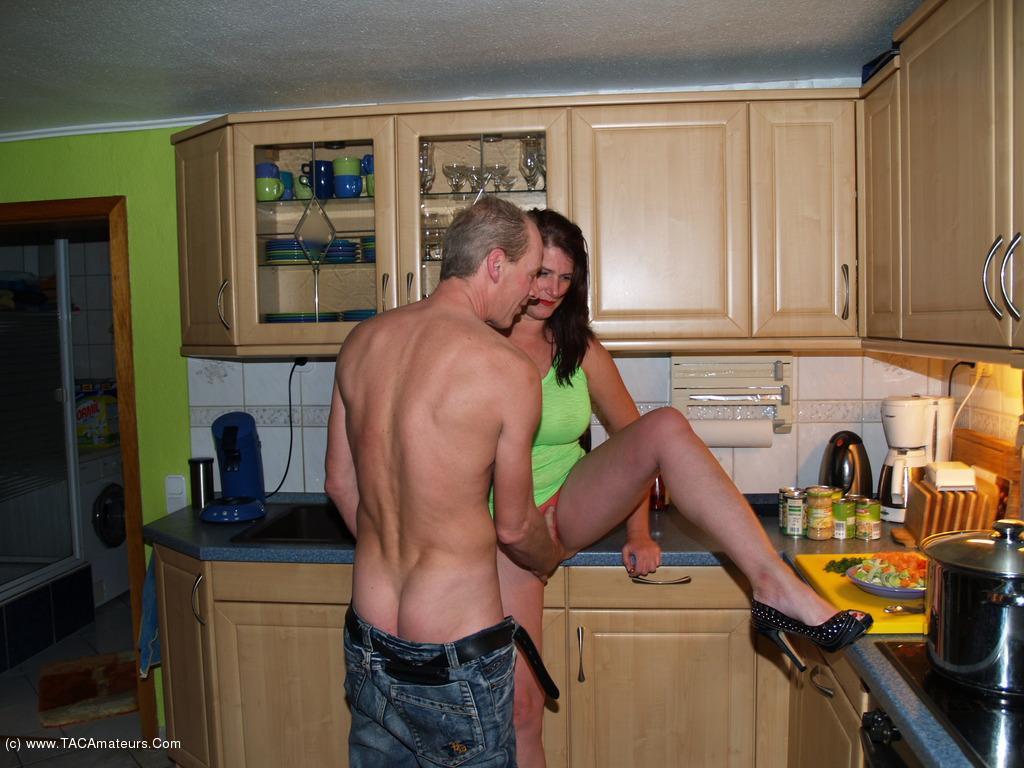 AngelEyes - Sex Surprise In The Kitchen scene 0