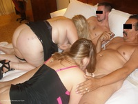 GangbangMomma Four Some With Beefy Blonde thumbnail