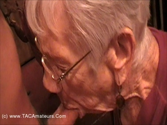 CougarChampion - Granny Marg BJ's & Facials Pt5 Video
