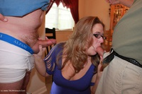 gangbangmomma - Double Mouthful Free Pic 1