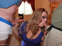 GangbangMomma - Double Mouthful Gallery