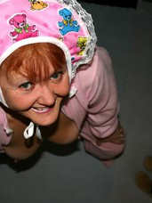 Baby pink Dressed in a pink romper suit and feeling very naugthy, I now get to pay with my giant dummy, just for you.. Mature, milf, cougar, bbw/curvy, united kingdom, striptease