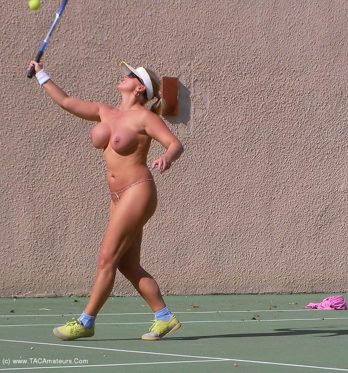 Nude tennis Tennis Nude