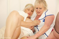 ginageorge - Two Naughty Nurses Free Pic 3