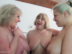GinaGeorge - Strap On Sisters Pt1 HD Video