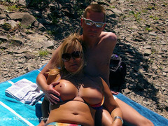 NudeChrissy - Daytrip To The Lake HD Video