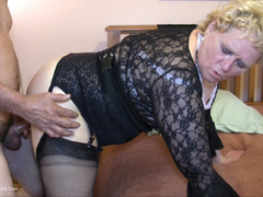 Fanny - Fun With James Pt3 HD Video