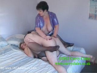 Curvy Claire - PVC 3 Some Pt3 HD Video
