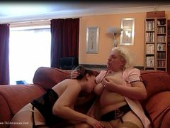 Barby - Barby & Mel Caught On Cam Video