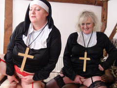 ClaireKnight - The Missionaries Pt3 HD Video