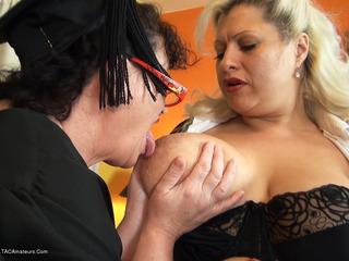 Gina George - Gina The Head Mistress HD Video