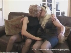 Jenny4Fun - Jenny & Jane Pt1 HD Video