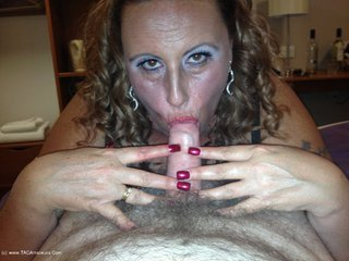 BBW Charlie - Real Punting Slut In PVC Knickers Picture Gallery