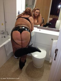 bbwcharlie - Real Punting Slut In PVC Knickers Free Pic 4