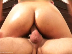 AsianDeepthroat - Anal Bouncing & Deep Throat Video