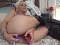 JoleneDevil - Tease and Anal Fuck Video for Chris Pt2 Video