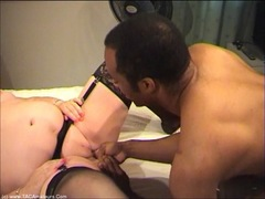 GrandmaLibby - Interracial Fantasy Pt2 HD Video