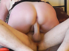 ClaireKnight - The Debt Collector Pt2 HD Video
