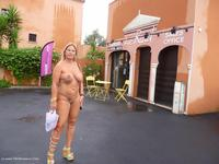 nudechrissy - My Stay In Cap D'Agde Free Pic 4