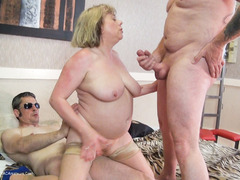 SpeedyBee - Meet The Landlady Pt2 HD Video